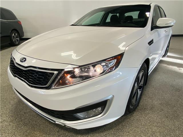 2012 Kia Optima Hybrid Base (Stk: P12457A) in Calgary - Image 1 of 19