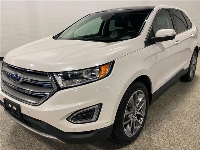 2016 Ford Edge Titanium (Stk: P12536) in Calgary - Image 1 of 19