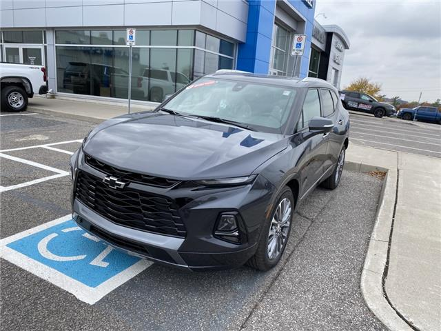 2021 Chevrolet Blazer Premier (Stk: 210040) in Ajax - Image 1 of 27