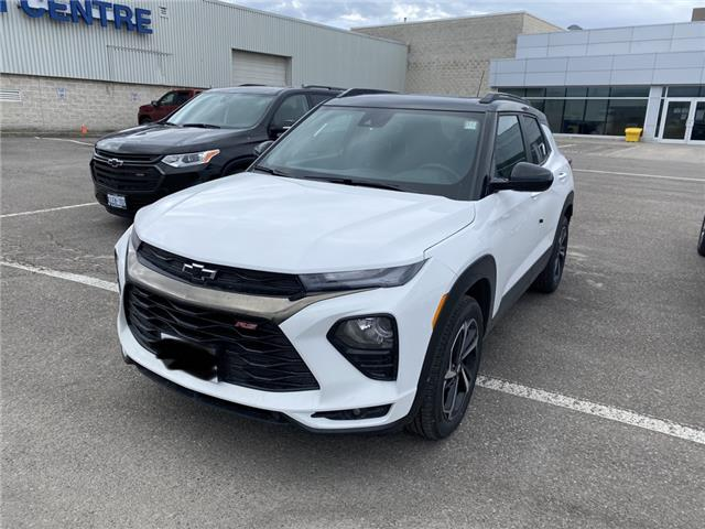 2021 Chevrolet TrailBlazer RS (Stk: 210202) in Ajax - Image 1 of 25