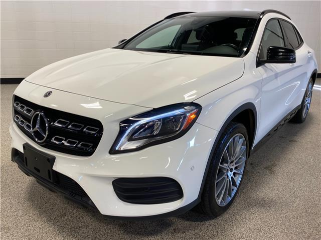 2019 Mercedes-Benz GLA 250 Base (Stk: P12498) in Calgary - Image 1 of 24