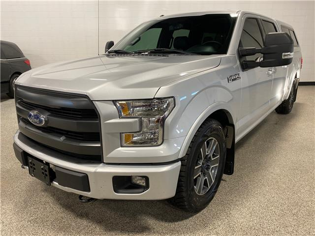 2016 Ford F-150 Lariat (Stk: P12348A) in Calgary - Image 1 of 20