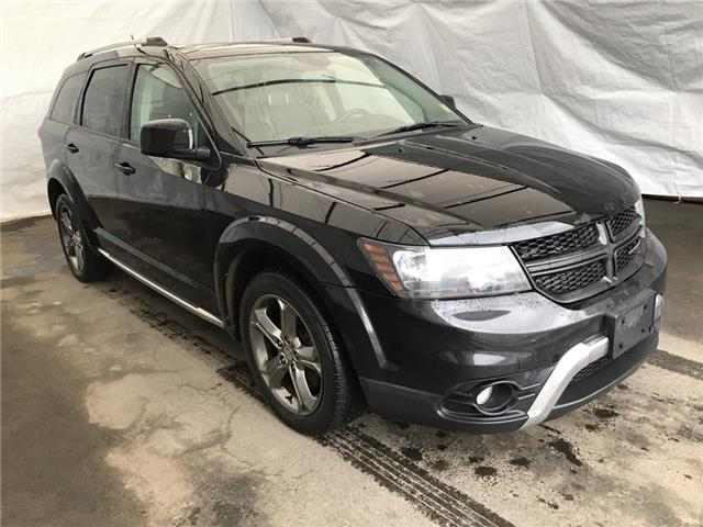 2017 Dodge Journey Crossroad (Stk: 1911081) in Thunder Bay - Image 1 of 17