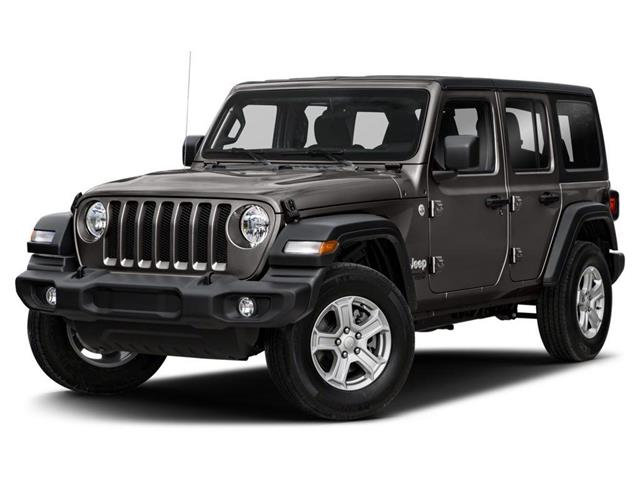 2020 Jeep Wrangler Unlimited Sahara (Stk: 2014131) in Thunder Bay - Image 1 of 9