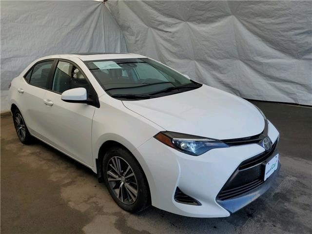 2017 Toyota Corolla CE (Stk: I20131) in Thunder Bay - Image 1 of 7