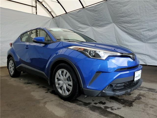 2019 Toyota C-HR Base (Stk: IU2018R) in Thunder Bay - Image 1 of 14