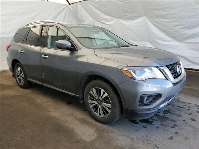 2019 Nissan Pathfinder SV Tech (Stk: IU2060) in Thunder Bay - Image 1 of 11