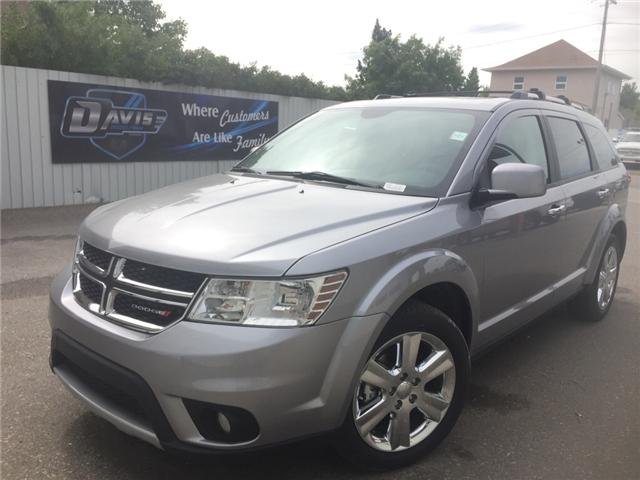 2017 Dodge Journey GT (Stk: 10690) in Fort Macleod - Image 1 of 26