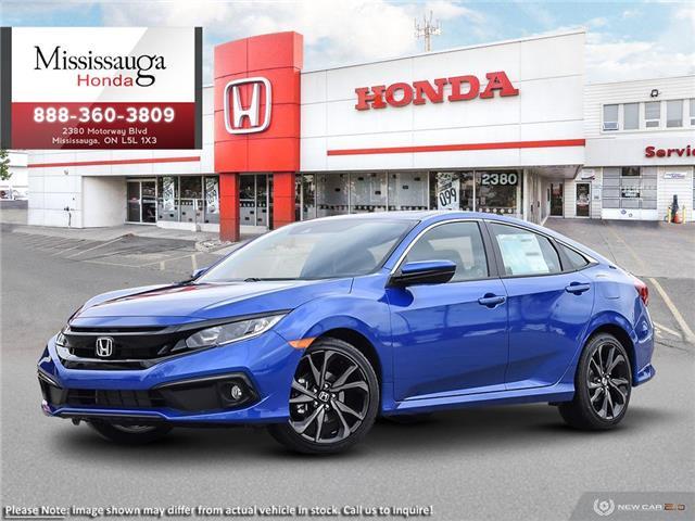 2020 Honda Civic Sport (Stk: 327787) in Mississauga - Image 1 of 23