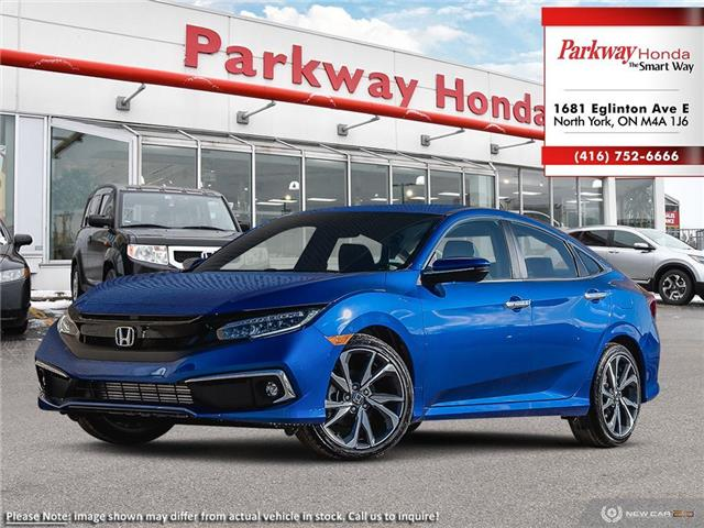 2020 Honda Civic Touring (Stk: 26351) in North York - Image 1 of 23