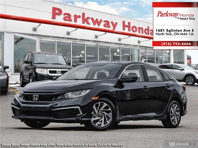 2020 Honda Civic EX (Stk: 26443) in North York - Image 1 of 23