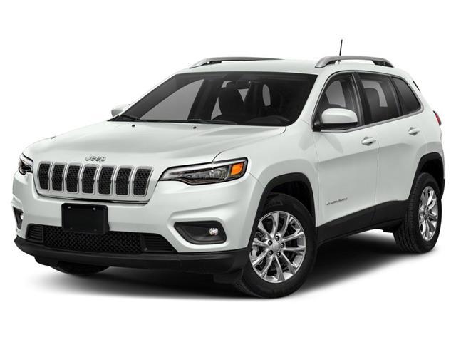 2021 Jeep Cherokee North (Stk: 210044) in OTTAWA - Image 1 of 9