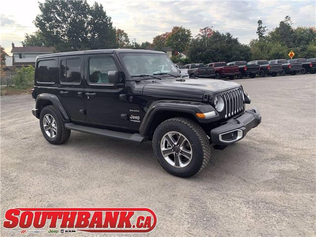 2021 Jeep Wrangler Unlimited Sahara (Stk: 210005) in OTTAWA - Image 1 of 20