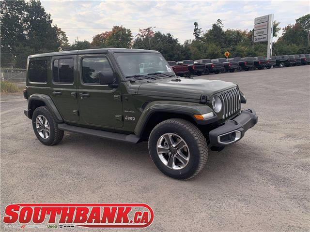 2021 Jeep Wrangler Unlimited Sahara (Stk: 210004) in OTTAWA - Image 1 of 20