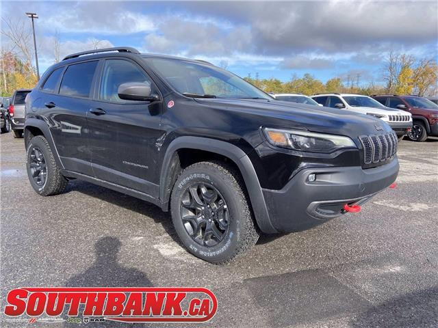 2020 Jeep Cherokee Trailhawk (Stk: 200668) in OTTAWA - Image 1 of 20