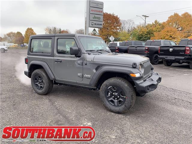 2021 Jeep Wrangler Sport (Stk: 210034) in OTTAWA - Image 1 of 20