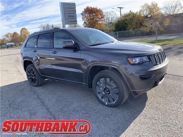 2021 Jeep Grand Cherokee Laredo (Stk: 210057) in OTTAWA - Image 1 of 20