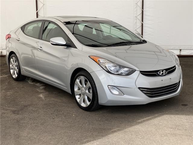 2013 Hyundai Elantra Limited (Stk: 16884A) in Thunder Bay - Image 1 of 17