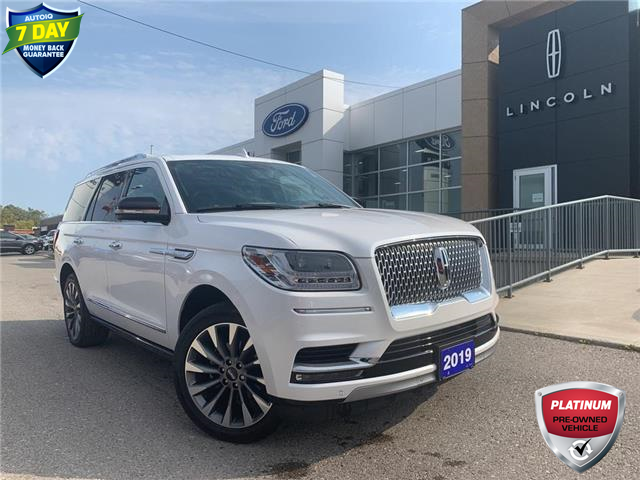 2019 Lincoln Navigator Select (Stk: T0276B) in St. Thomas - Image 1 of 30