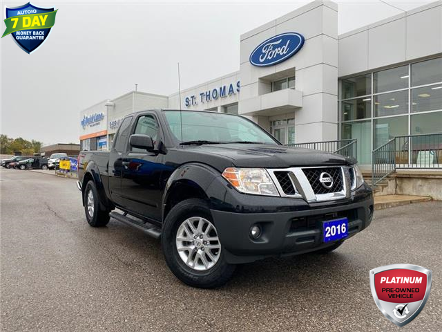 2016 Nissan Frontier S (Stk: T0246A) in St. Thomas - Image 1 of 21