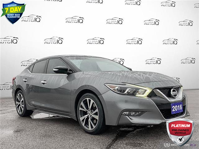 2016 Nissan Maxima SV (Stk: T0667B) in St. Thomas - Image 1 of 30