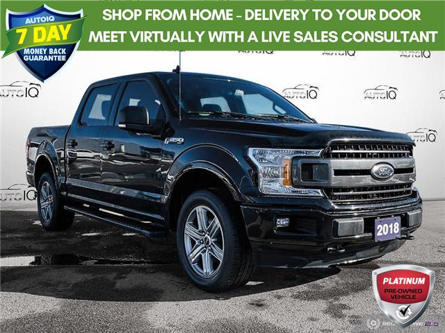 2018 Ford F-150 XLT (Stk: T0547A) in St. Thomas - Image 1 of 30