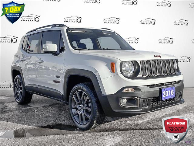 2016 Jeep Renegade North (Stk: S0596B) in St. Thomas - Image 1 of 30