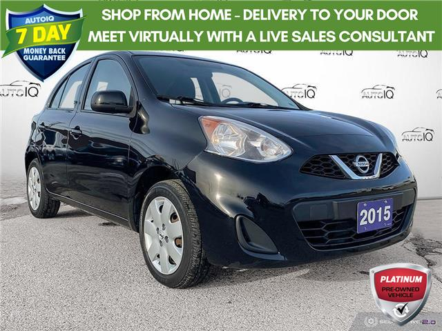 2015 Nissan Micra SV (Stk: T0717A) in St. Thomas - Image 1 of 27