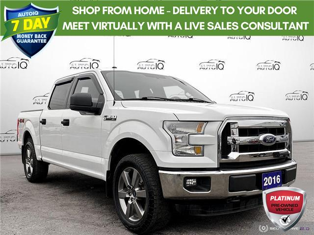 2016 Ford F-150 XLT (Stk: S0644A) in St. Thomas - Image 1 of 27