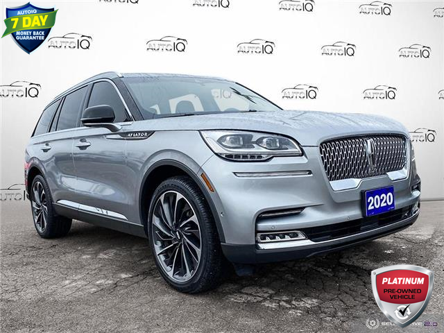 2020 Lincoln Aviator Reserve (Stk: S1033A) in St. Thomas - Image 1 of 29