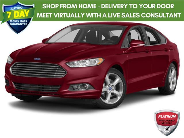2015 Ford Fusion SE (Stk: C0603B) in St. Thomas - Image 1 of 10