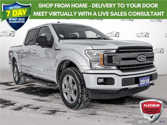 2018 Ford F-150 XLT (Stk: T1024A) in St. Thomas - Image 1 of 30