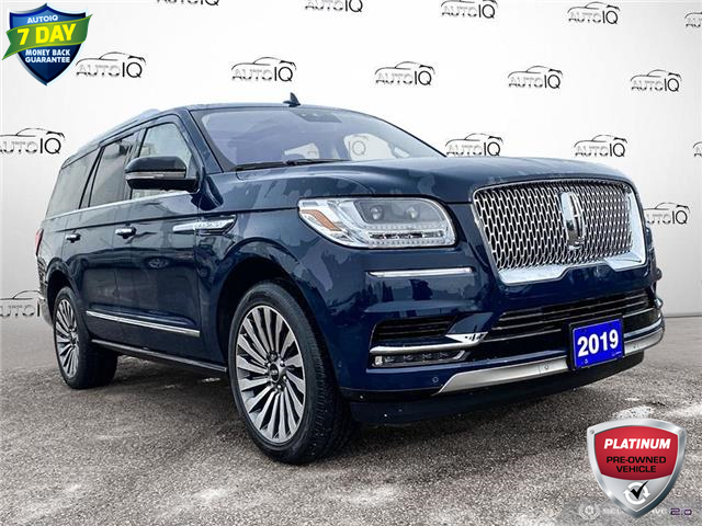 2019 Lincoln Navigator Reserve (Stk: S0775A) in St. Thomas - Image 1 of 30