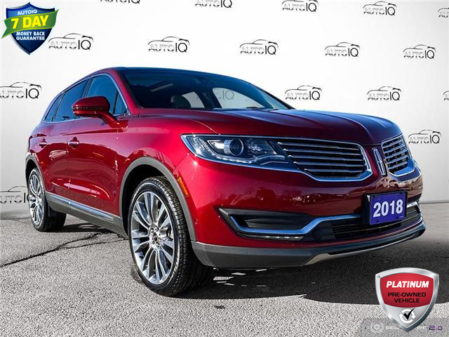 2018 Lincoln MKX Reserve (Stk: S0769A) in St. Thomas - Image 1 of 29