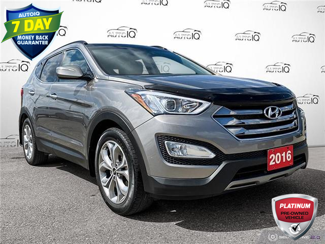 2016 Hyundai Santa Fe Sport 2.0T Limited Adventure Edition (Stk: 1107B) in St. Thomas - Image 1 of 30