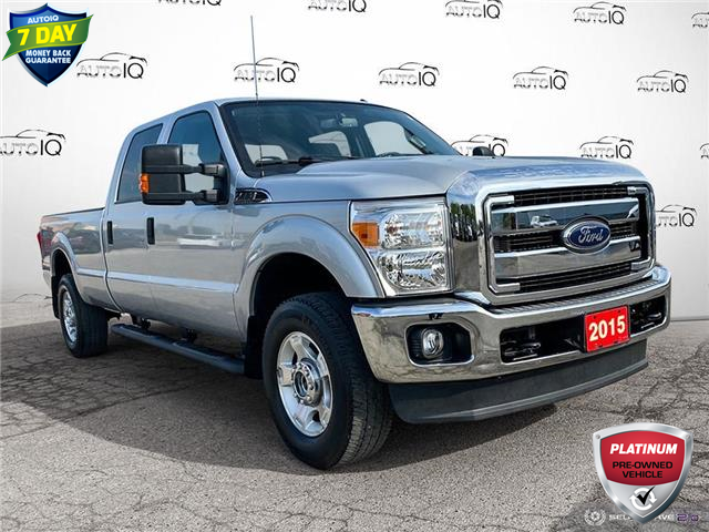 2015 Ford F-250 XLT (Stk: 7105A) in St. Thomas - Image 1 of 28