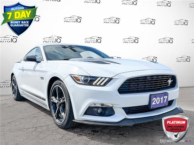 2017 Ford Mustang GT Premium (Stk: 1263B) in St. Thomas - Image 1 of 30