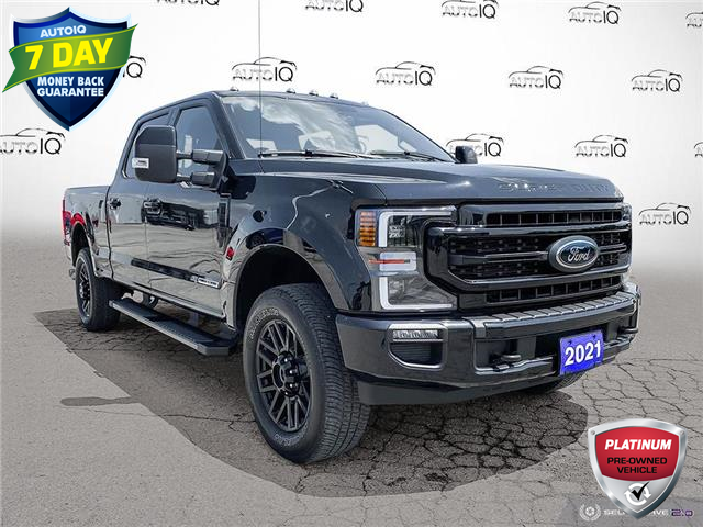2021 Ford F-250 Lariat (Stk: 1419A) in St. Thomas - Image 1 of 30