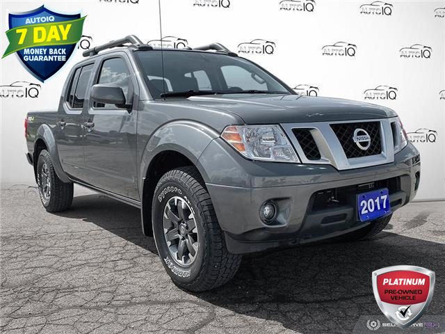 2017 Nissan Frontier PRO-4X (Stk: 7164A) in St. Thomas - Image 1 of 30