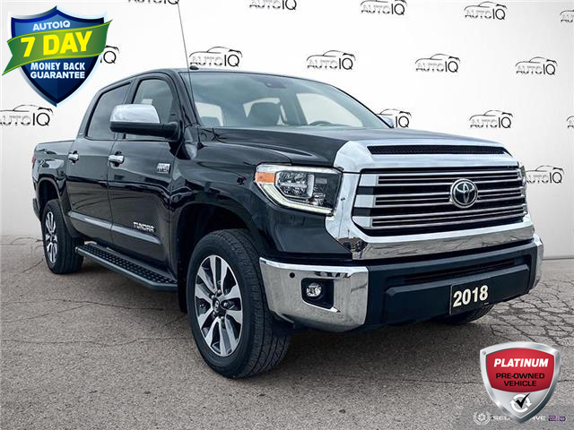 2018 Toyota Tundra Limited 5.7L V8 (Stk: 7187A) in St. Thomas - Image 1 of 30