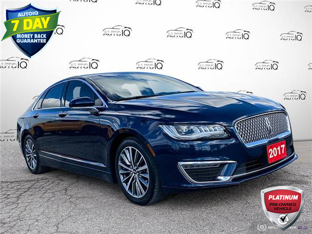 2017 Lincoln MKZ Hybrid Select (Stk: 1416C) in St. Thomas - Image 1 of 30