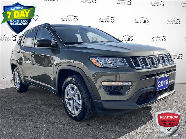 2018 Jeep Compass Sport (Stk: 1551A) in St. Thomas - Image 1 of 29