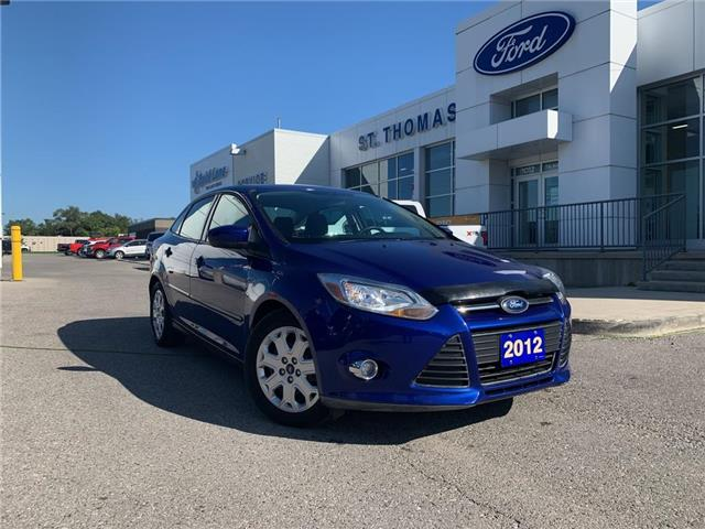2012 Ford Focus SE (Stk: T0145B) in St. Thomas - Image 1 of 21
