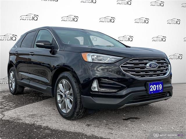 2019 Ford Edge Titanium (Stk: T0655B) in St. Thomas - Image 1 of 30