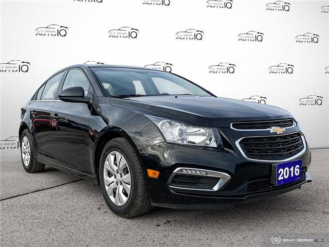 2016 Chevrolet Cruze Limited 1LT (Stk: P7031B) in St. Thomas - Image 1 of 28