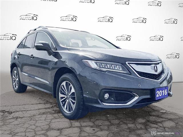 2016 Acura RDX Base (Stk: 0664A) in St. Thomas - Image 1 of 30