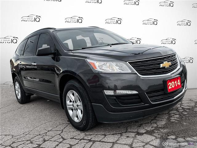 2014 Chevrolet Traverse LS (Stk: 1311BX) in St. Thomas - Image 1 of 30