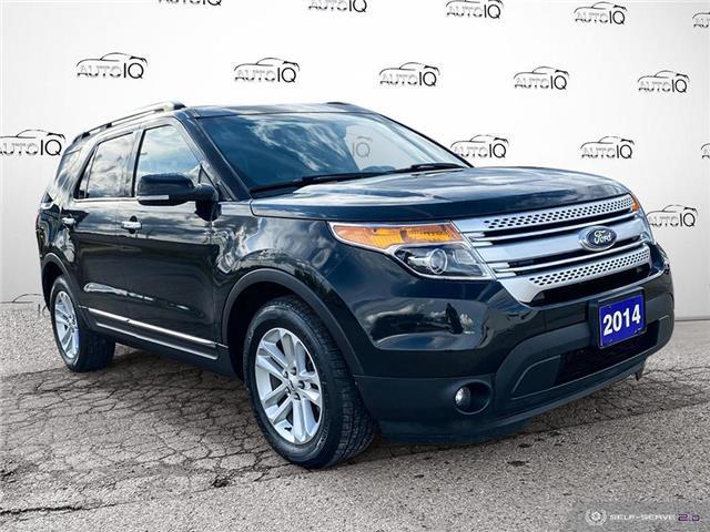 2014 Ford Explorer XLT (Stk: 1375AX) in St. Thomas - Image 1 of 28