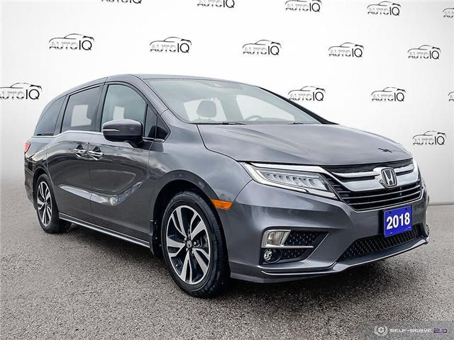 2018 Honda Odyssey Touring (Stk: 7206A) in St. Thomas - Image 1 of 30