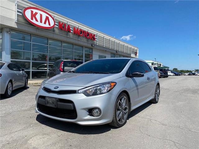 2016 Kia Forte Koup 1.6L SX (Stk: 4925A) in Gloucester - Image 1 of 16